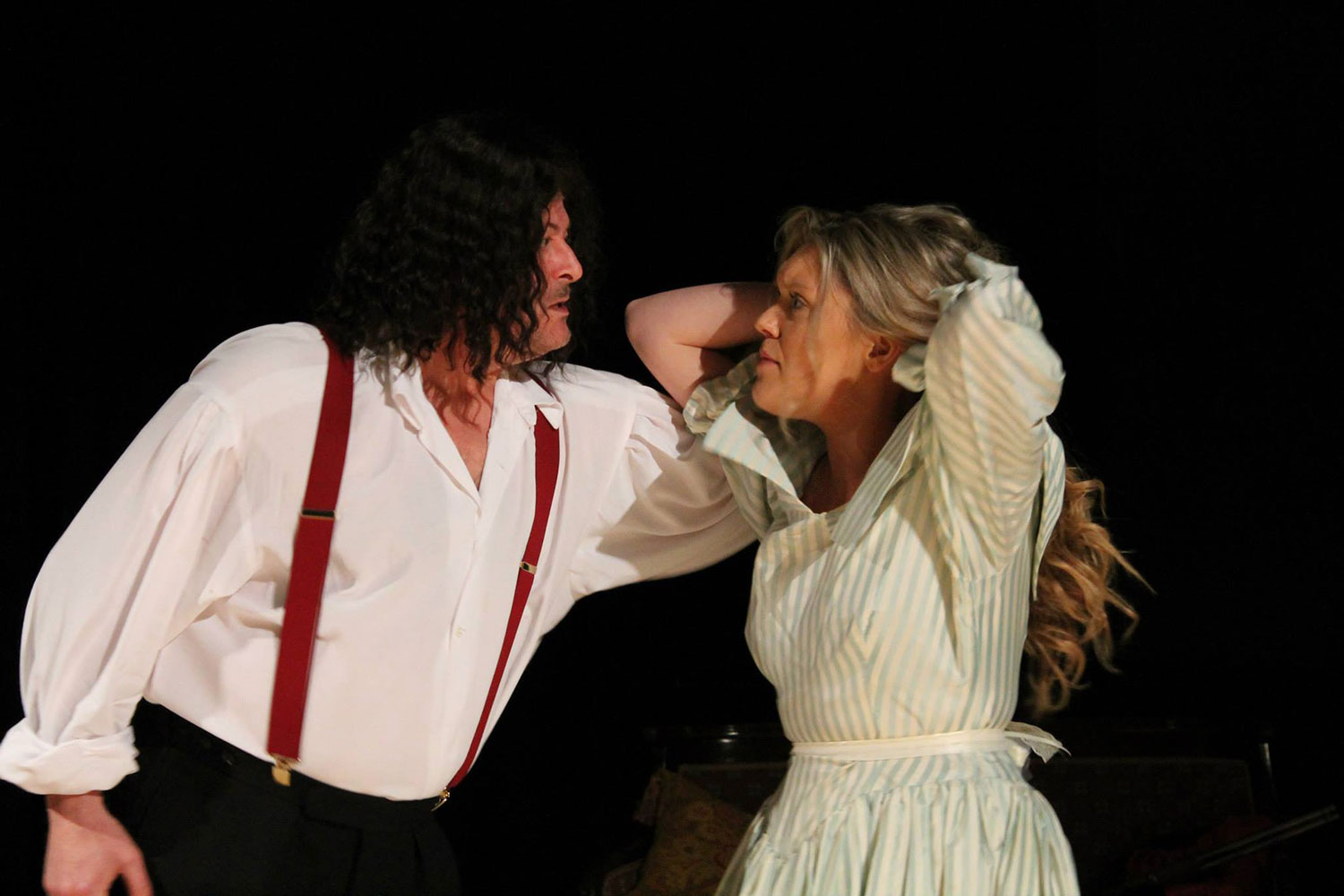 wuthering heights relationship between hareton and heathcliff